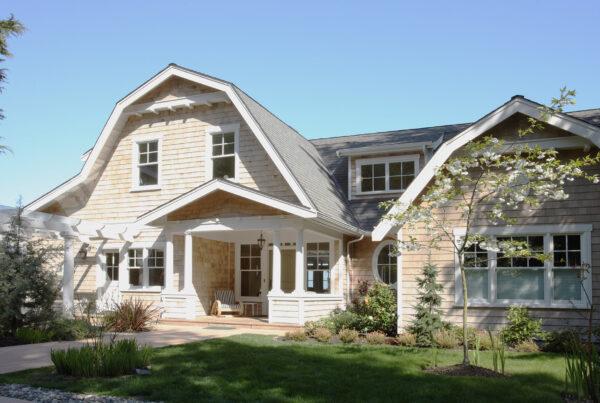 Rockaway Beach Home—New Home Built by Agate Pass Construction